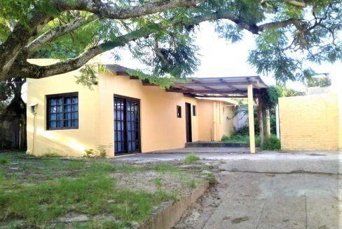 Casa amarilla Triciclo Sergio Israel 2